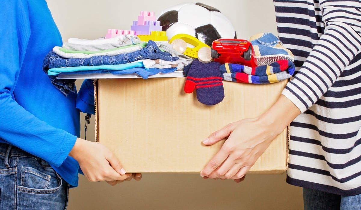 3 solutions pour donner ses vêtements