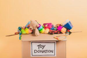Don de jouets pour Trëmma