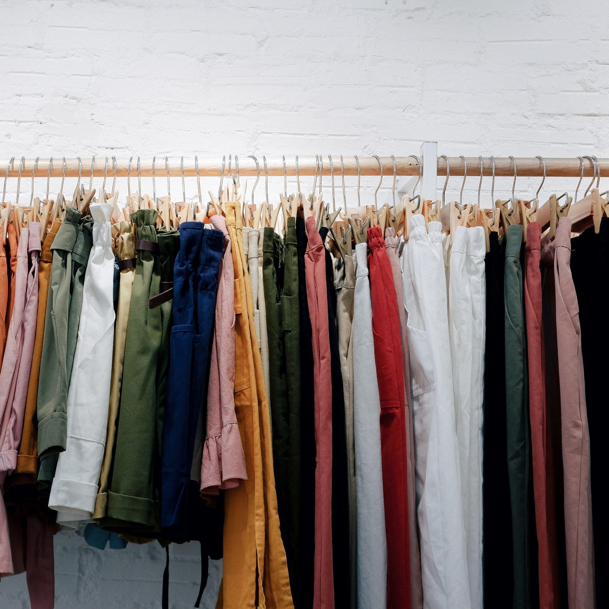 Vêtements à donner