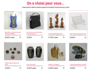 boutique Label Bernes