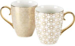 mug or cadeaux de Noël engagés