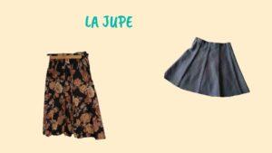 jupe vintage mode actuelle