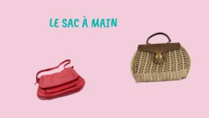 sac à main must have mode