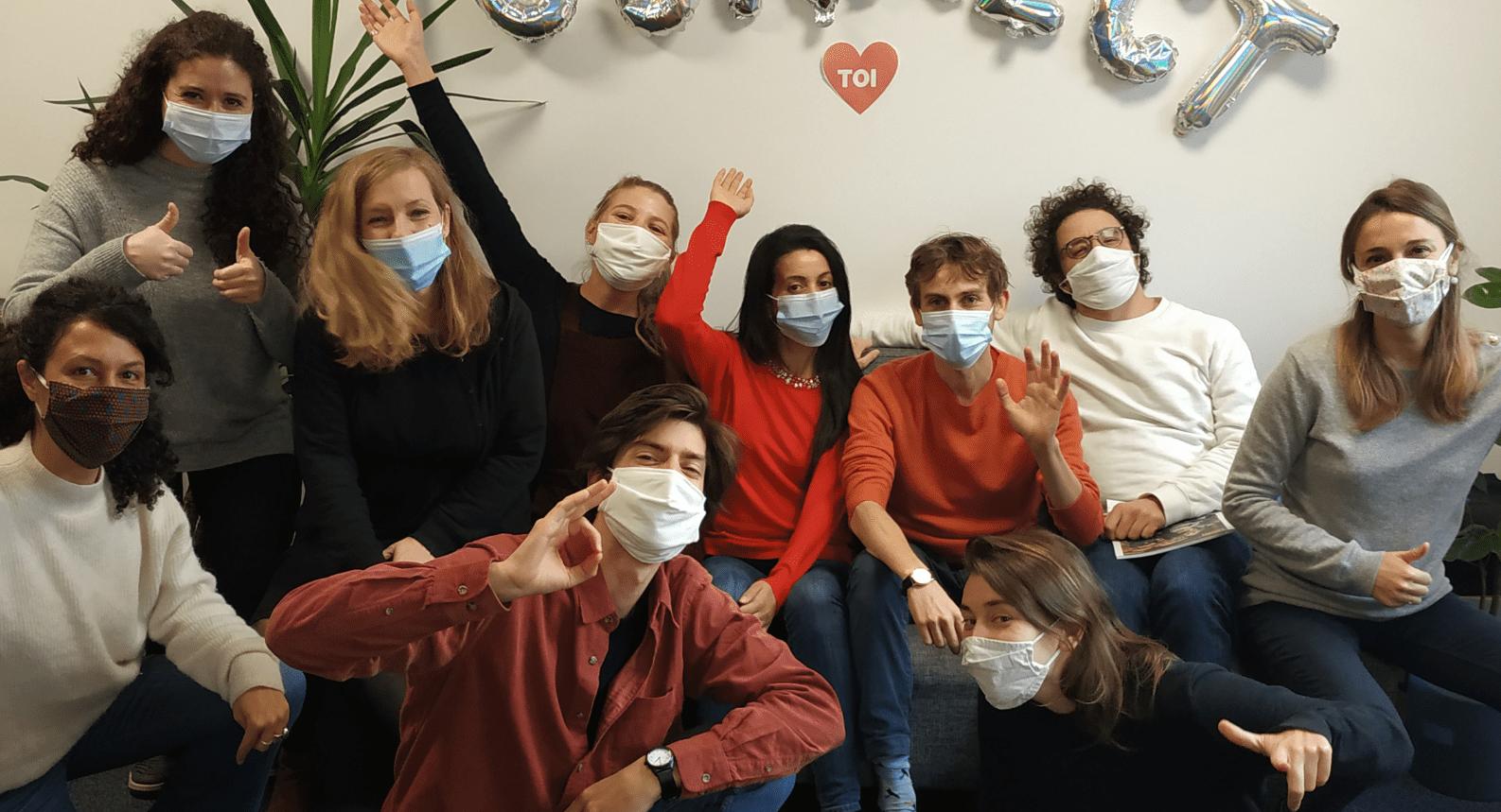 Inclusion : le projet d'Emmaüs Connect et des Eaux Vies soutenu par Trëmma
