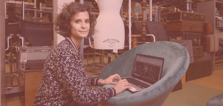 Label Transition à travers sa fondatrice, Maud Sarda