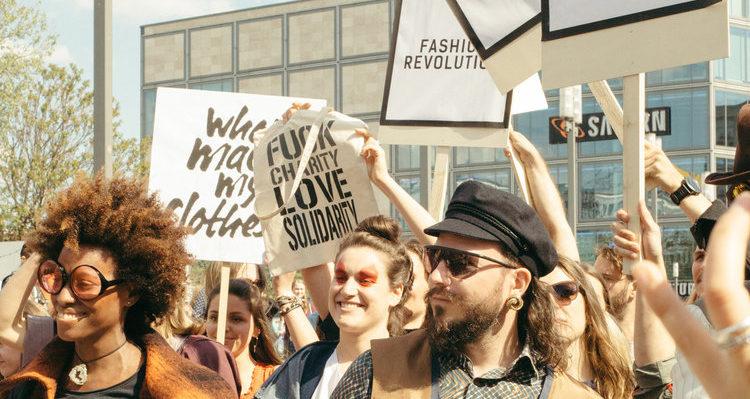 Fashion Révolution Week : quand la mode fait sa révolution !